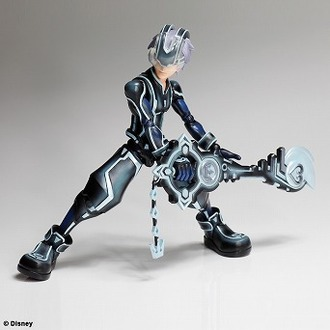 KINGDOM HEARTS 3D[Dream Drop Distance] PLAY ARTS改 リク TRON:LEGACY ver.
