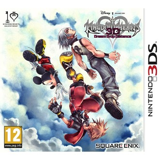 『KINGDOM HEARTS 3D [Dream Drop Distance]』