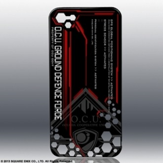 FRONT MISSION RAVEN HARD CASE For iPhone 5<O.C.U.>