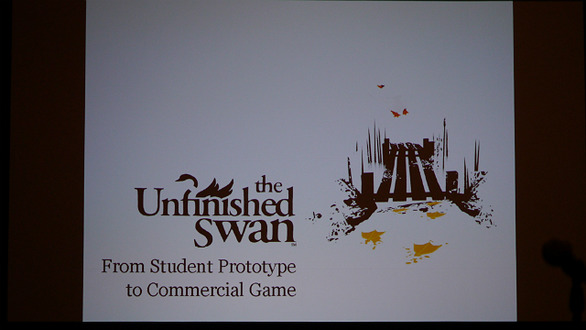 【GDC 2013】学生だったGiant Sparrowが『The Unfinished Swan』の開発で学んだこと