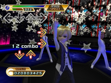 DanceDanceRevolution Hottest Party 2