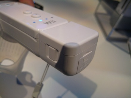 【E3 2008】Wii MotionPlusをチェック
