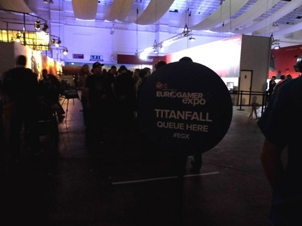 EUROGAMER EXPO: 『Titanfall』ブースは相変わらずの人気、Respawn担当者を直撃