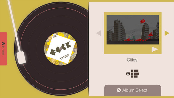 『Sound Shapes』