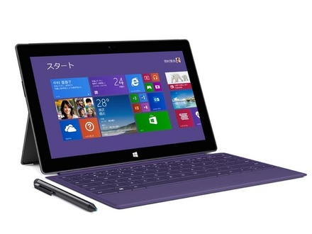 「Surface Pro 2」はHaswell搭載