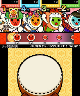 3DS新作『太鼓の達人』で「アナ雪」主題歌を限定無料配信 ― TVCMとPVも公開