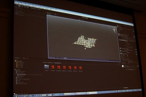 CEDEC 2014】プロシージャルなアセット制作でゲーム制作を劇的に