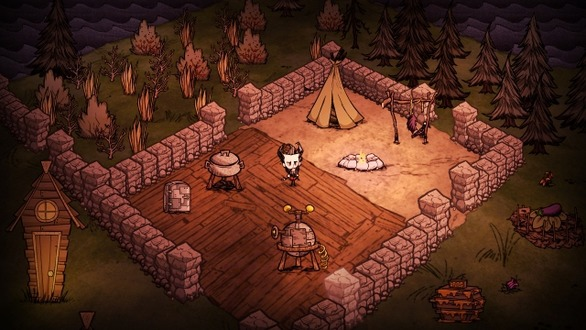 Don't Starve:Console Edition