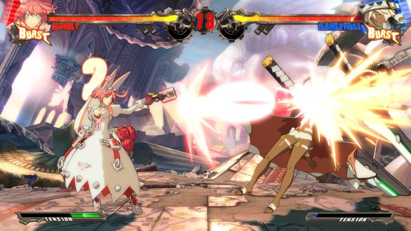 AC版『GUILTY GEAR Xrd -SIGN-』Ver.1.10が発表、2月5日よりロケテも実施