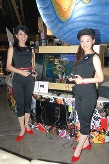 【TGS2008】コンパニオンレポート: SCE