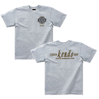 BIOHAZARD Custom Shop Kendo Tシャツ(GRAY)