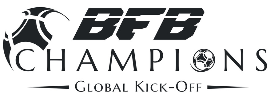 『BFB Champions~Global Kick-Off~』ロゴ