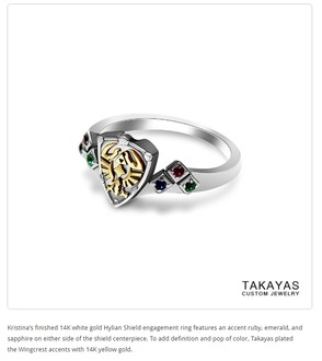 「Takayas Custom Jewelry」公式ブログより