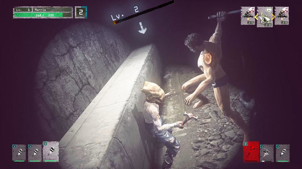 PS4『LET IT DIE』2017年2月2日に国内配信決定!豪華特典のパッケージ版も発売予定
