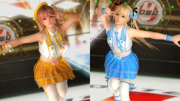 『DEAD OR ALIVE 5 Last Round』に「お嬢様の休日コスチューム」&「シーズンパス6」登場!【UPDATE】