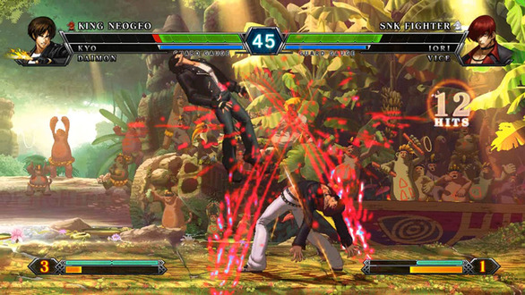 THE KING OF FIGHTERS XIII(PS3版)