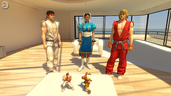 画像】「PlayStation Home」『SI...