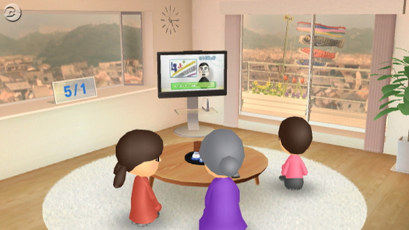 任天堂、『Wiiの間』のサービス...