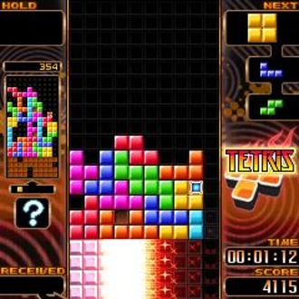 TETRIS LEAGUE