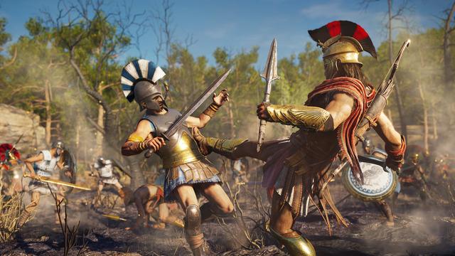 """[E32018][Assassin's Creed Odyssey] กับ การเปลี่ยนผลิตภัณฑ์สู่ """"บริการความเป็นเลิศ""""!!!"""