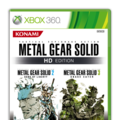 Xbox360『METAL GEAR SOLID HD EDITION』