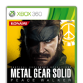 Xbox360『METAL GEAR SOLID PEACE WALKDER HD EDITION』