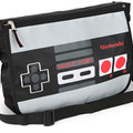 Nintendo Reversible Messenger Bag