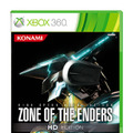 Xbox360版『ZONE OF THE ENDERS HD EDITION』パッケージ