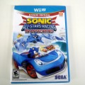 日本未発売の『Sonic & All-Stars Racing Transformed』