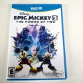 『Epic Mickey 2: The Power of Two』パッケージ(表)
