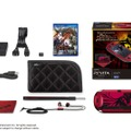 「PlayStation Vita SOUL SACRIFICE PREMIUM EDITION」一式