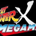 『STREET FIGHTER X MEGA MAN』ロゴ
