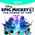 Wii U版『Epic Mickey 2: The Power of Two』パッケージ