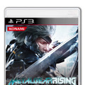 『METAL GEAR RISING REVENGEANCE』パッケージ