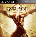 『God of War: Ascension』パッケージ