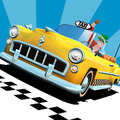 『Crazy Taxi:City Rush』アイコン