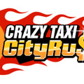 『Crazy Taxi:City Rush』ロゴ