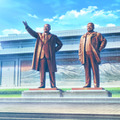 北朝鮮観光×恋愛ADVな問題作『Stay! Stay! Democratic People's Republic of Korea!』Steamで配信