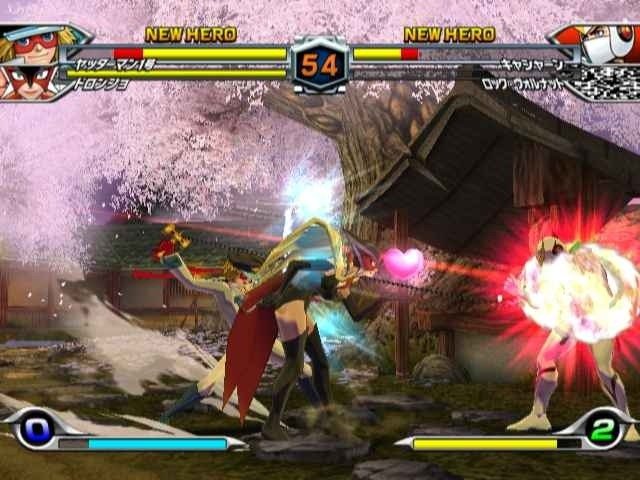 タツノコvs.CAPCOM CROSS GENERATION OF HEROES