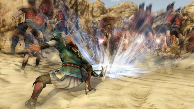 『真・三國無双8』発表! オープンワールドを採用し、ゲームシステムを大幅に変更
