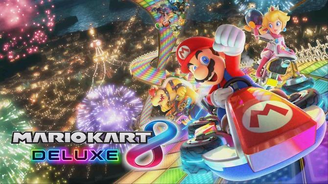 [Mario Kart 8 Deluxe] กับ 8 เทคนิคที่จะช่วยให้คุณชนะ!!!