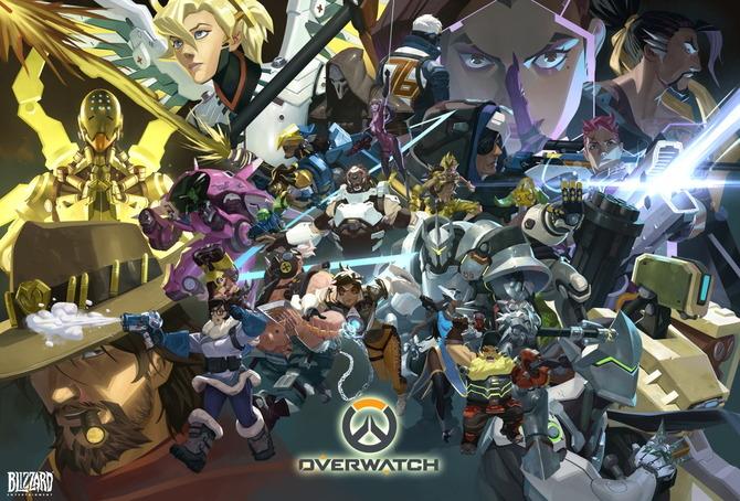"""[Overwatch] กับ เน็นโดรอยด์น้อง """"เมอร์ซี่""""ที่แสนฟรุ่งฟริ้ง!!!"""