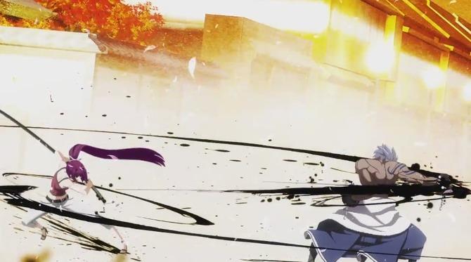 家庭用版『アンダーナイト インヴァース Exe:Late[st]』OP映像公開! 参戦メンバーが入り乱れ、刃を交える