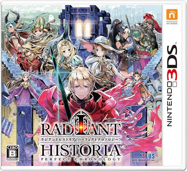 3DS『ラジアントヒストリア PC』敵をまとめて一網打尽! 特徴的なバトルを映像で紹介─オリジナル版からの調整点も公開