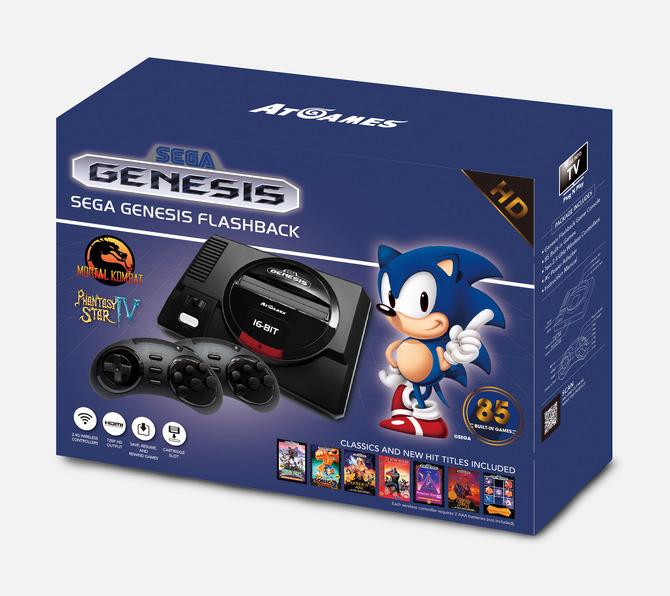 [Sega Genesis] ที่คนเกิดไม่ทัน หรือ โตเป็นวัยเกรียนแล้ว ต้องร้องเฮ!!!