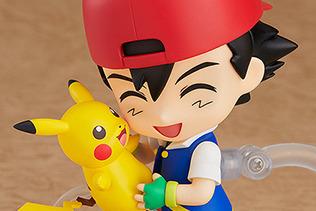 [Nendoroid Satoshi&Pikachu] อีกหนึ่งชุดสะสมที่ไม่ควรพลาดไปสำหรับแฟนๆ!!!