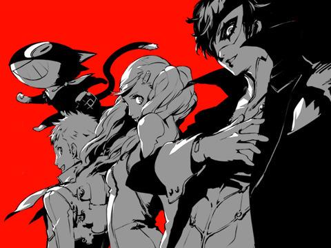 [the figma of Persona 5] กับ แอ็คชั่นฟิกเกอร์เท่ๆปังๆของตัวเอก!!