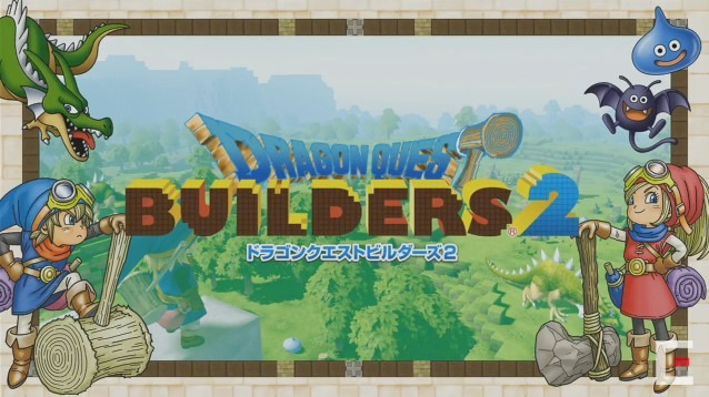 [Dragonquest builders 2] ที่ได้กลับมาพร้อมมัลติเพลย์ บน เครื่องรุ่นใหม่!!!