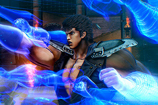 """【速報】PS4『北斗が如く』2018年発売決定、世紀末の大歓楽街""""エデン""""を舞台にした完全オリジナルストーリーが展開!"""