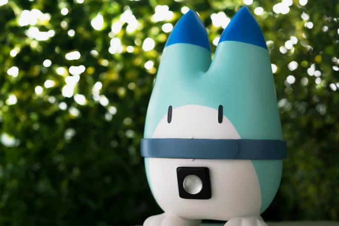 [Sofubi no Lucky Beast] อีกหนึ่งตัวนำโชคจากซีรี่ส [Kemono Friend]